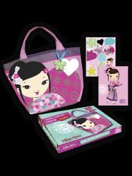 Eğlen Öğren - Kendi Çantanı Kendin Tasarla - MiniMiki