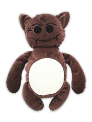Eğlen Öğren - Korku Avcısı Teddy - Peluş oyuncak 30 cm