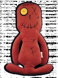Eğlen Öğren - Korku Avcısı Zoombie - Peluş oyuncak 40 cm