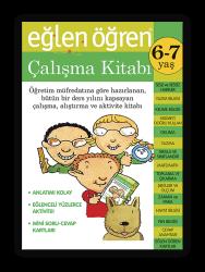Eğlen Öğren - Eğlen Öğren Çalışma Kitabı 6-7 yaş