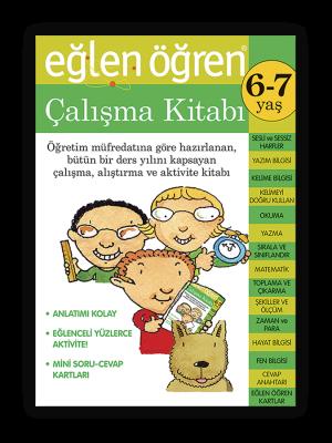 Eğlen Öğren Çalışma Kitabı 6-7 yaş