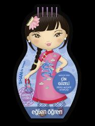 Eğlen Öğren - Minimiki GüzellerSerisi - Çin Güzeli etkinlik kitabı