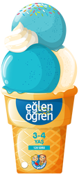 Eğlen Öğren - Eğlen Öğren Ice Cream 3-4 yaş