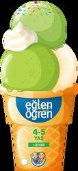 Eğlen Öğren - Eğlen Öğren Ice Cream 4-5 yaş