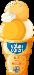 Eğlen Öğren - Eğlen Öğren Ice Cream 5-6 yaş