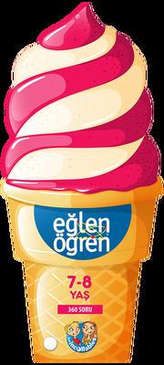 Eğlen Öğren Ice Cream 7-8 yaş
