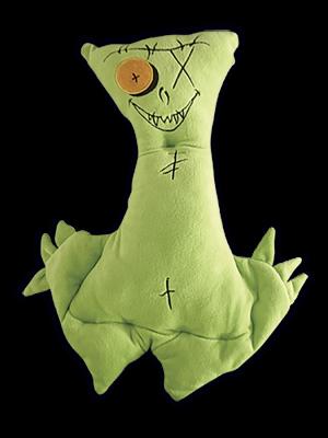 Korku Avcısı Oswald - Peluş oyuncak 35 cm
