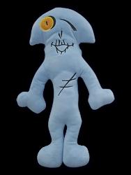 Eğlen Öğren - Korku Avcısı Skully - Peluş oyuncak 40 cm