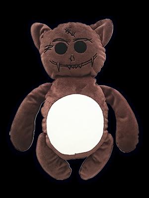 Korku Avcısı Teddy - Peluş oyuncak 30 cm