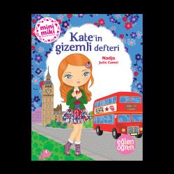 Eğlen Öğren - Minimiki - Kate ve gizemli defteri