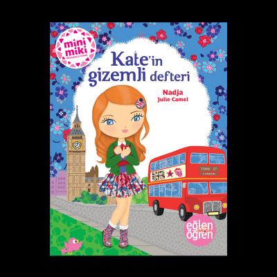 Minimiki - Kate ve gizemli defteri