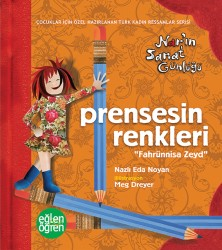 Eğlen Öğren - Prenses'in Renkleri - Fahrünnisa Zeyd